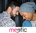 Meetic gay logo